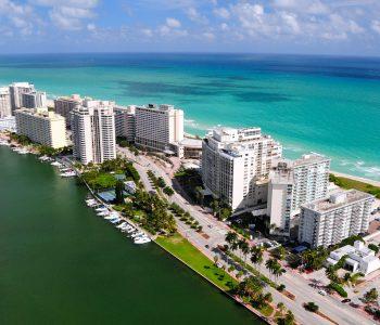 Aerial-view-of-Miami-South-Beach-Florida-USA
